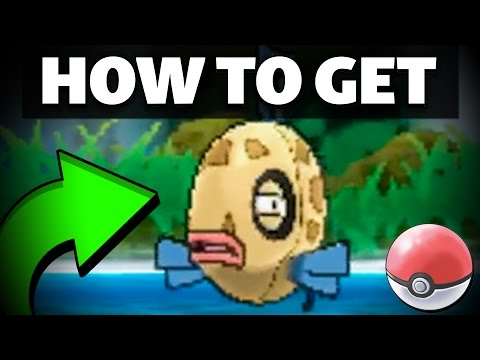 HOW TO GET Feebas in Sun and Moon