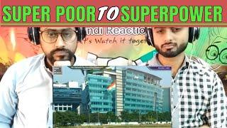 Pakistani Reaction To | India is Reclaiming | Super Poor to Superpower | Karolina Goswami | REACTION