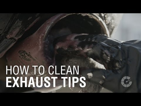 How To Clean Exhaust Tips | Autoblog Details