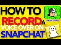 How to Record a Voice Over on Snapchat | Tips and Hints