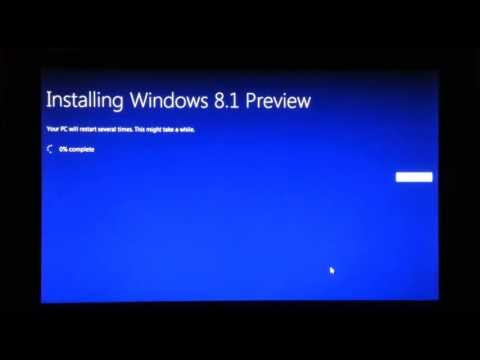 Upgrading From Windows 1.0 to Windows 8 On Actual Hardware