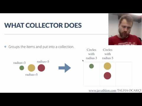 Introduction to reducer methods and Collectors