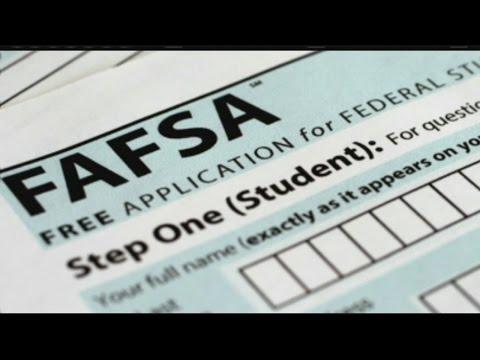 Mass Appeal Understanding the FAFSA form