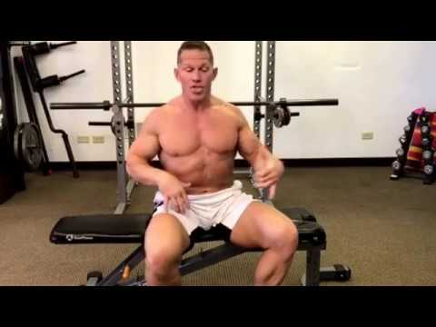 HOW TO DO LEG RAISES TO GET SIX PACK ABS | Darin's Exercise of the Week 006