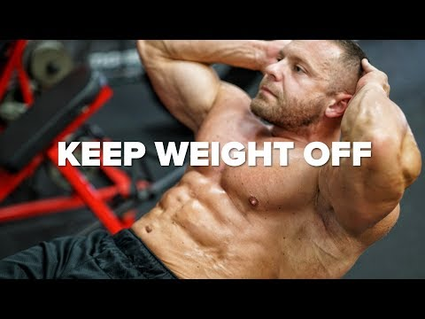 Top Tips to Keep Weight Off - WITHOUT Measuring Food