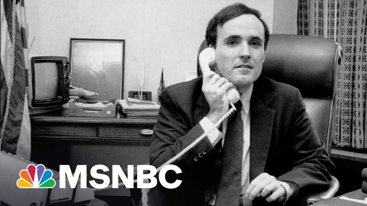 Rudy's Downfall: Giuliani Being Investigated By The Same Office He Once Ran | All In | MSNBC