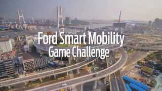 Ford Smart Mobility Game Challenge – the finalists