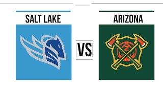 Week 1 AAF Football Salt Lake Stallions vs Arizona Hot Shots Full Game Highlights