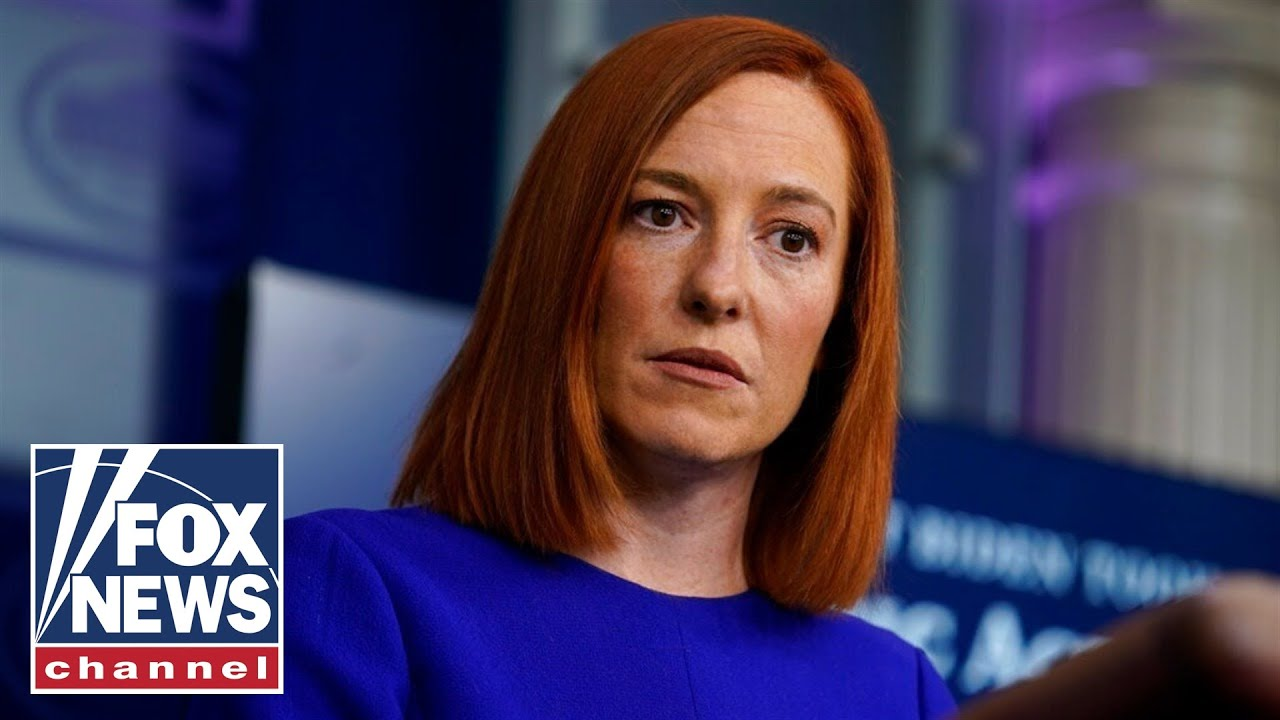 Live: White House Press Secretary Jen Psaki, DHS Secretary Aleja hold press briefing