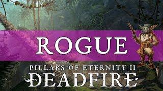 Pillars of Eternity 2 - Deadfire - Giant Cave Grub fight