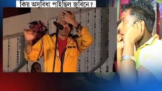 Man who claims to be Zubeen Garg