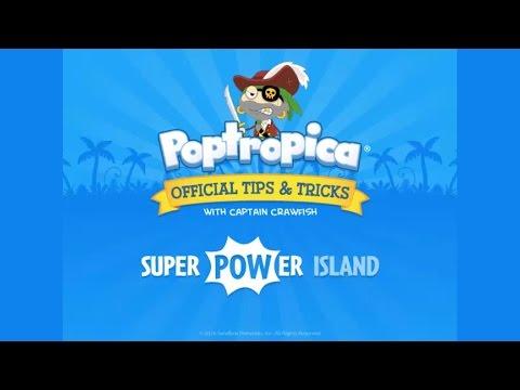 Official Poptropica Walkthrough for Super Power Island