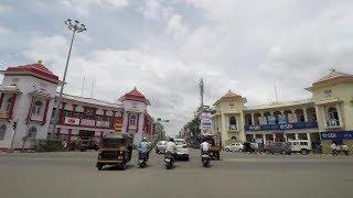 Driving in Mysore 4K - Karnataka, India