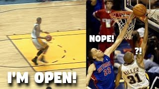"NBA ""I THOUGHT I WAS OPEN"" Moments"