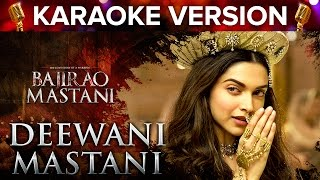 Bajirao Mastani Instrumental Music & Karaoke Songs