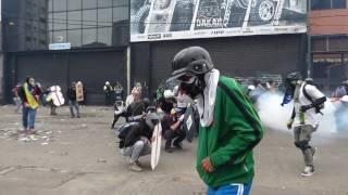 protesta en Venezuela #3M