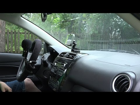 iOttie Easy View 2 Car and Desk Mount Holder Unboxing and Demonstration!