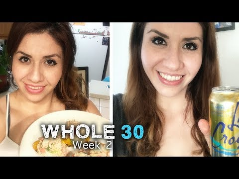 Second Week on Whole30, How Much Have I Lost? - The290ss