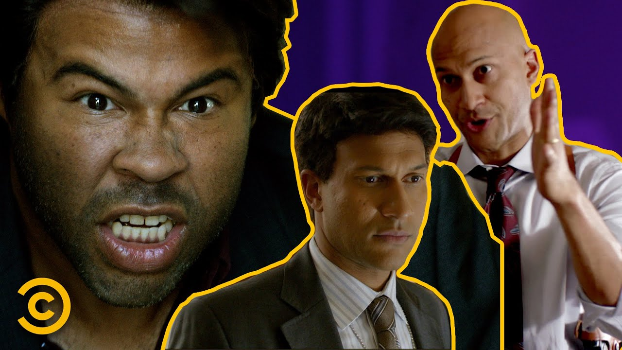 The Best Detective Sketches - Key & Peele