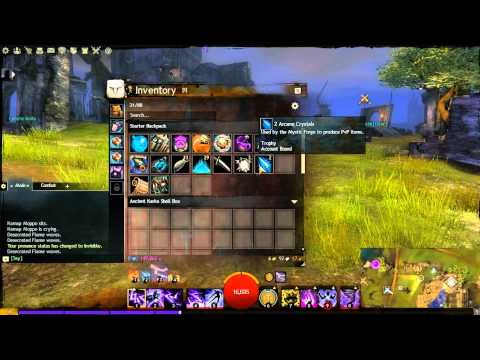 Beginner's Guide to sPvP Part 3/3 (Crafting/Mystic Forge)