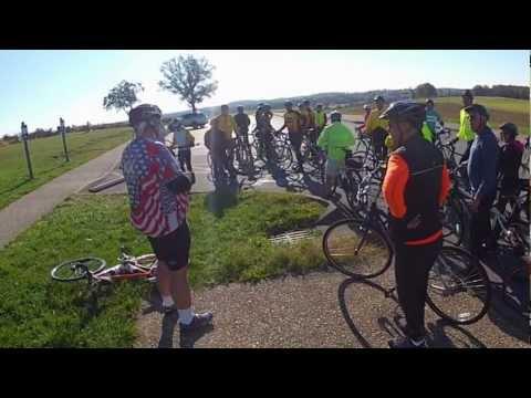 2012 Fall Foliage - Gettysburg Battlefield Ride