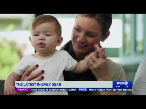 The Boppy Company - The PIX 11 Morning News - Baby Essentials