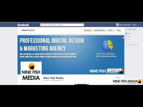 How To: Create A Facebook Timeline Cover Image That Fits!