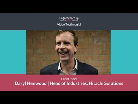 Microsoft Talent Solutions   Daryl Henwood's story