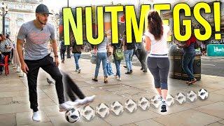 F2 EPIC PUBLIC NUTMEGS IN LONDON!