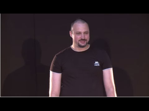 Is it possible to train a sense of humour? | Tomasz Biskup | TEDxKazimierz