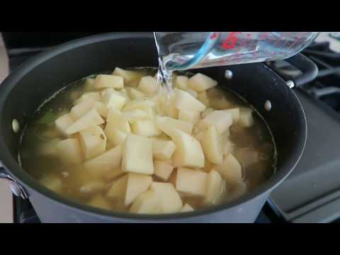 POTATO SOUP RECIPE - SO YUMMY!