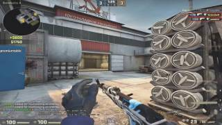 CSGO - People Are Awesome #57 Best oddshot, plays, highlights
