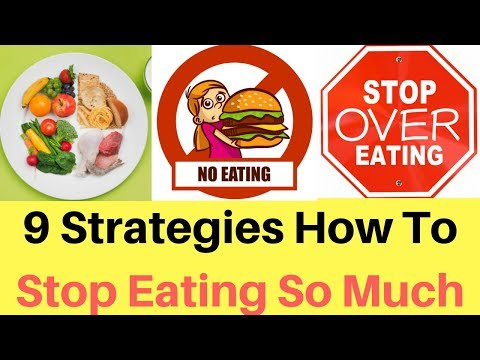 9 Strategies How To Stop Eating So Much-The Curve Ball Effect Total Body