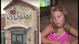 A Family Were Enjoying Their 6 Year Old's Party When A Stranger's Actions Left Them Dumbstruck