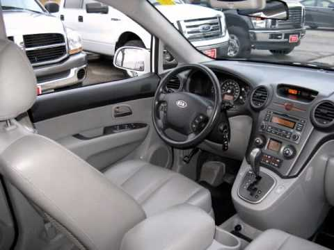 used 2008 Kia Rondo EX for sale in winnipeg at Bill McMurray Auto Centre - your #1 used car dealer