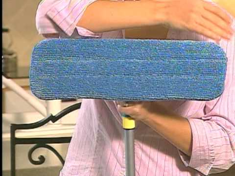 Microfiber Swivel Mop- As seen on TV
