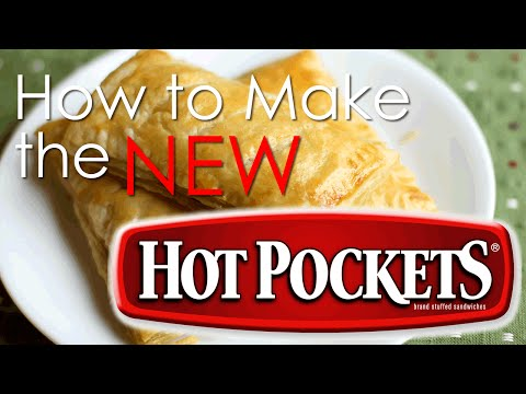 How to Make the NEW Hot Pocket