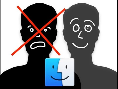 How to Delete a User Account in Mac OS X