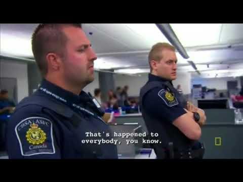 Border Security Canada