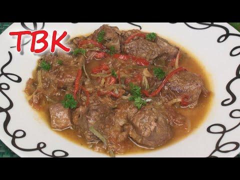 Tunisian Lamb Ragout with Lemon Recipe - Titli's Busy Kitchen
