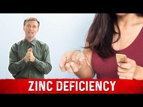 Top Symptoms of a Zinc Deficiency:  MUST WATCH!