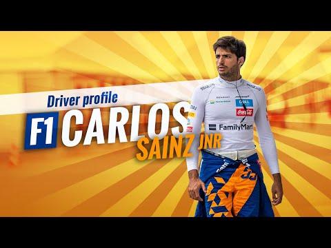 THINGS YOU SHOULD KNOW ABOUT MCLAREN'S CARLOS SAINZ JNR + A SCARF TOUR