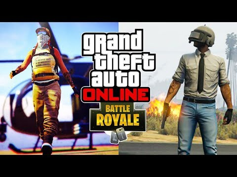 GTA Online NEXT DLC Info - Battle Royale Event & What You Might Win