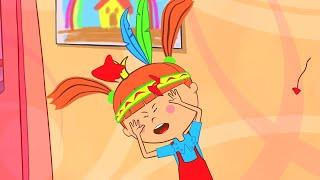 Жила-была Царевна - Про уборку - Веселые развивающие мультики для детей