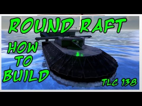 Ark-How To Build a Round Raft Bow