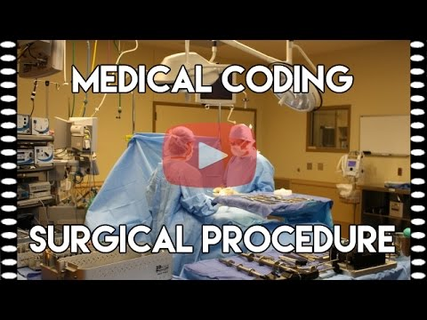 Medical Coding Tips — Coding Surgical Procedure