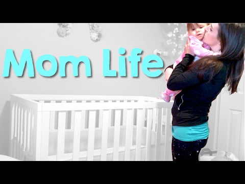 Day in the Life of a Stay At Home Mom with A Baby
