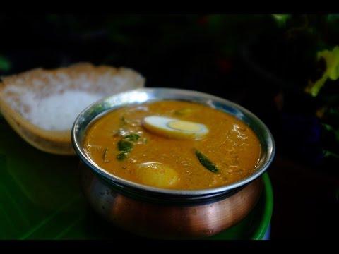പാലൊഴിച്ച നാടൻ മുട്ട കറി ||Kerala Nadan Mutta Curry||Kerala Egg Curry with Coconut Milk-Eps:17
