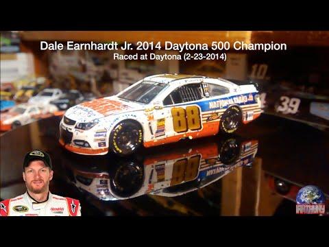 Now That's What I Call A Paint Scheme #6 (Dale Earnhardt Jr. 2014 Daytona 500 Champion)