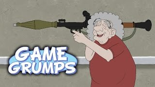 Game Grumps Animated - You Must Die! - by willoughby
